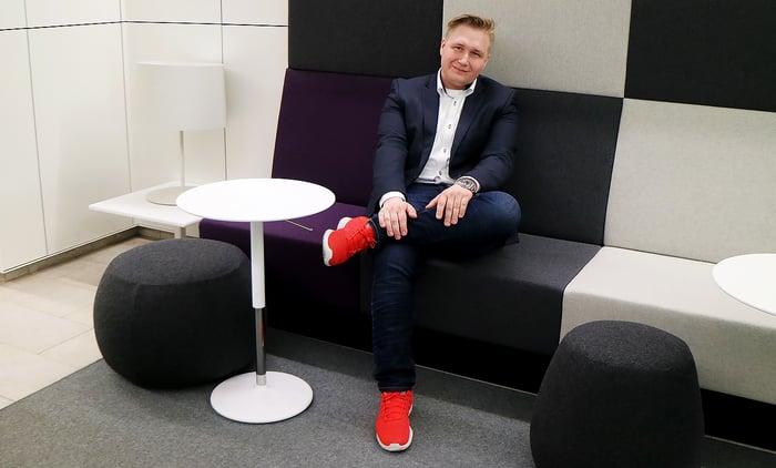 Antti-Eemeli kasvoi harjoittelijasta API-asiantuntijaksi