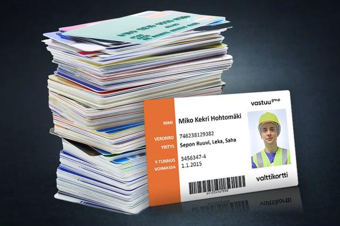 Taitorekisterillä ja Valttikortilla korttirallia vastaan!