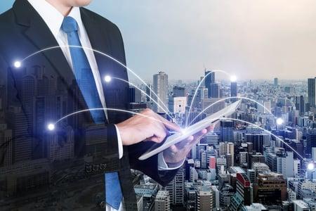 Sähköinen identiteetti yhdistää tulevaisuuden maailman