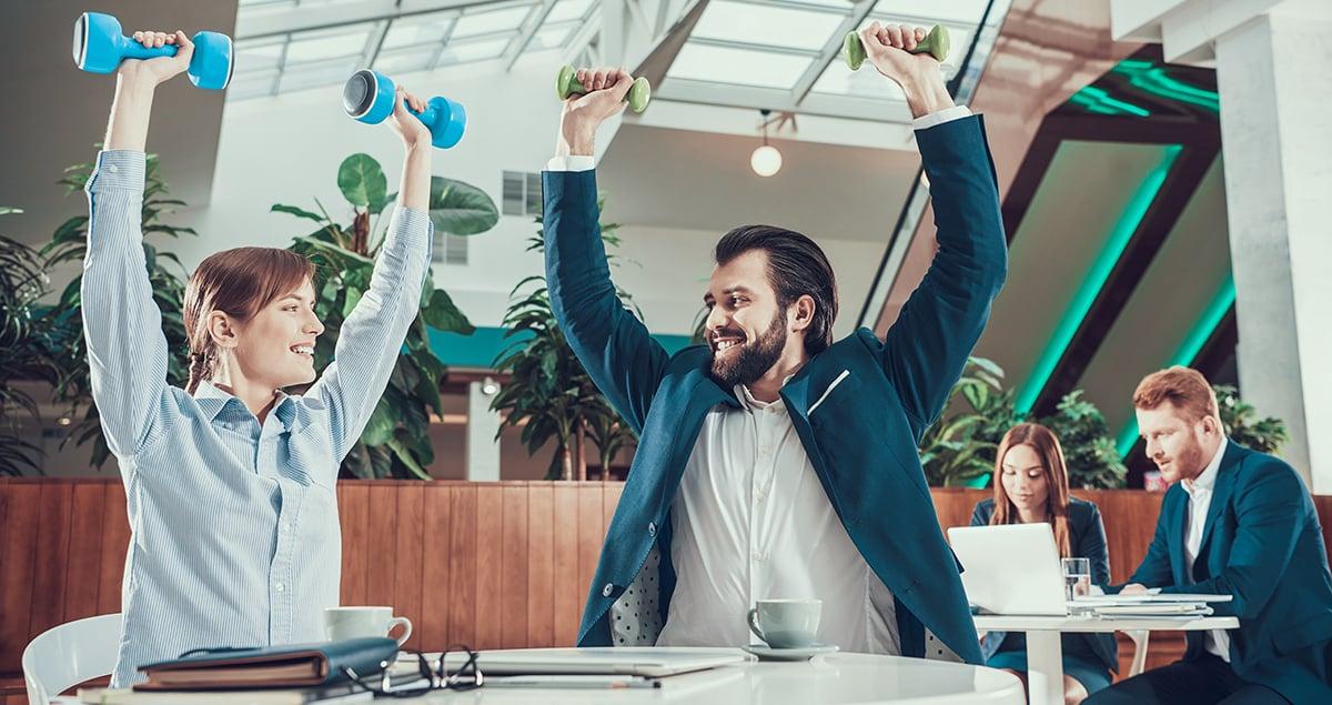 Hyvinvoiva työntekijä on yrityksen kantava voimavara