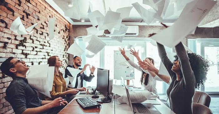 SignSpace mullistaa perinteisen paperityön