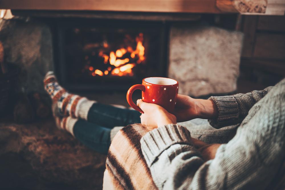 jouluna on hyvä rentoutua