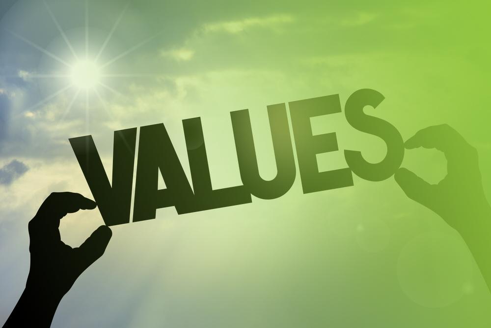 Mistä arvomme syntyvät?