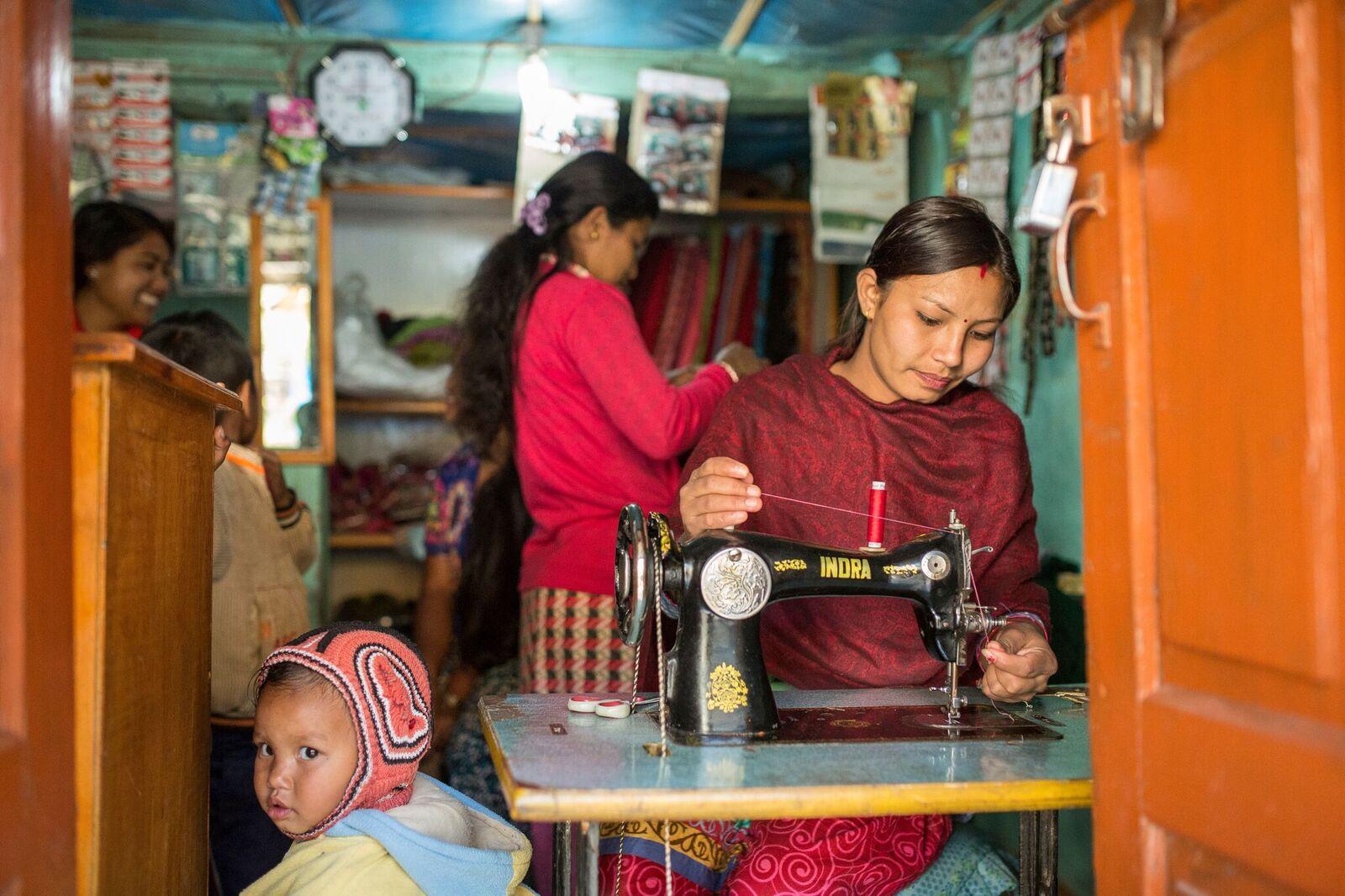 Naisten asemaa edistämällä parannetaan koko maailmaa
